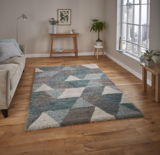Royal Nomadic 7611 Grey/Teal rug