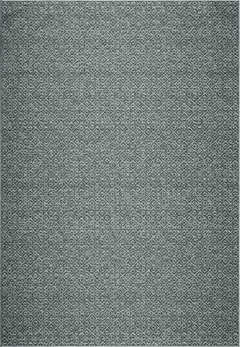 Brighton Plain Charcoal Indoor Outdoor Rug