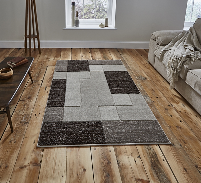 Matrix A0221 Beige Rug