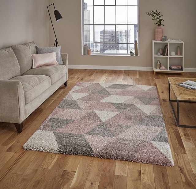 Royal Nomadic 7611 Rose/Cream rug