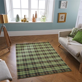 Cottage 11 G Anti-slip flatweave Rugs
