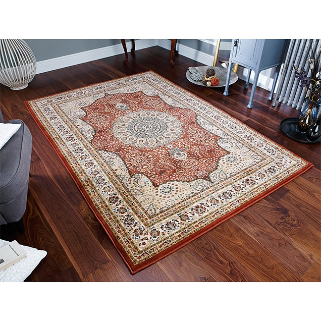 ROYAL CLASSIC 34 P RED Rug