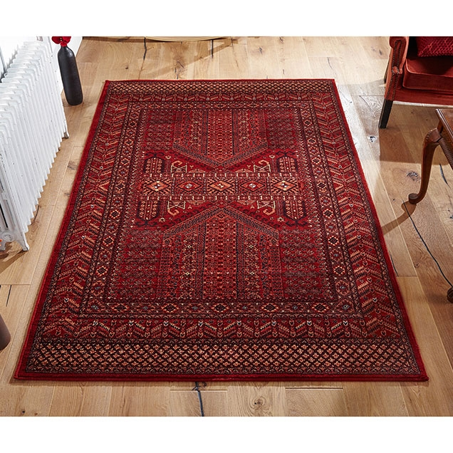ROYAL-CLASSIC 635 R Red  Rug
