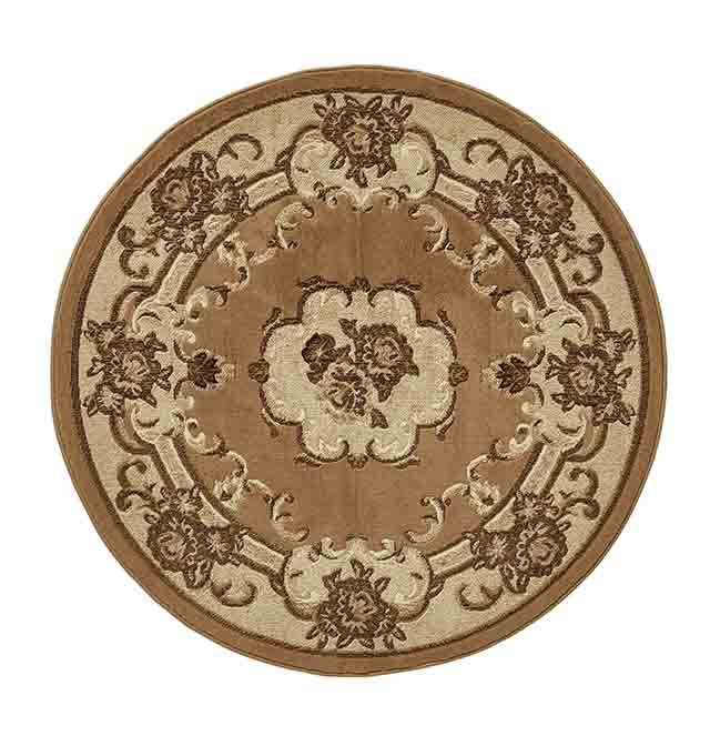 Marrakesh Beige Circle