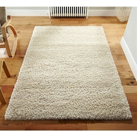 HARMONY CREAM SHAGGY  RUG