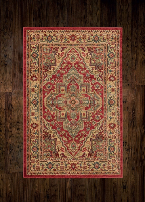 ZIEGLER 8788-Red RUG