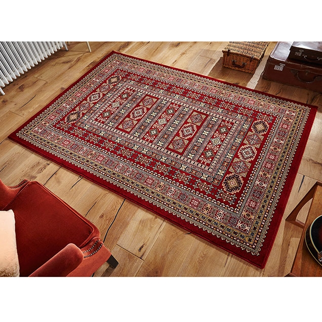 ROYAL CLASSIC 191 R Red Rug