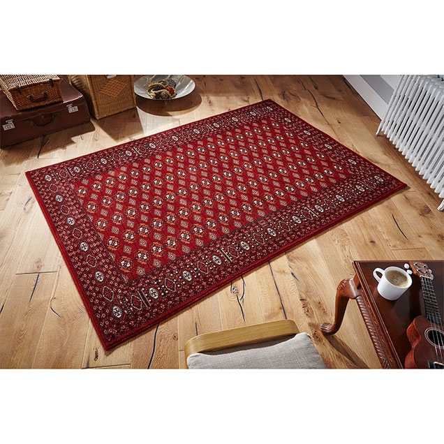 ROYAL CLASSIC 537 R RED Rug