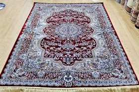 Share Red Silk Rugs