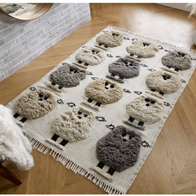 Kingdom Sheep Kids Rugs