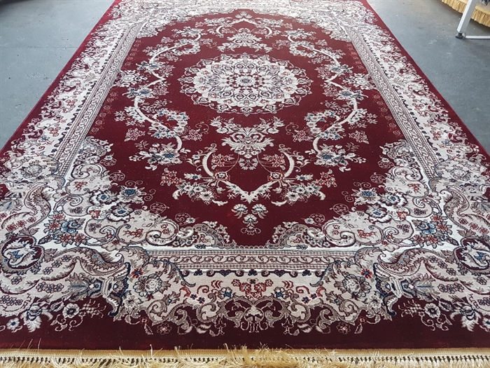 Super classic Red Traditional Rugs