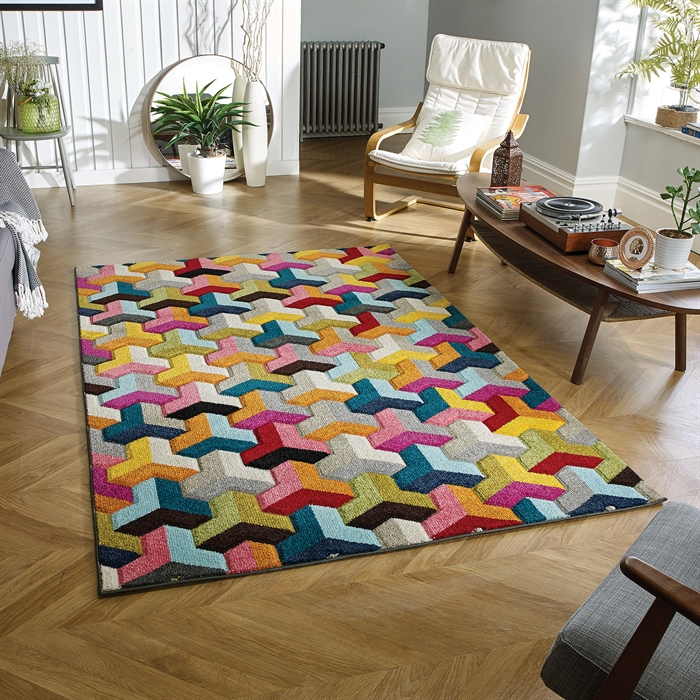 Piccadilly 531 X Multi Rug