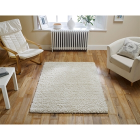 ELSA CREAM SHAGGY  RUG