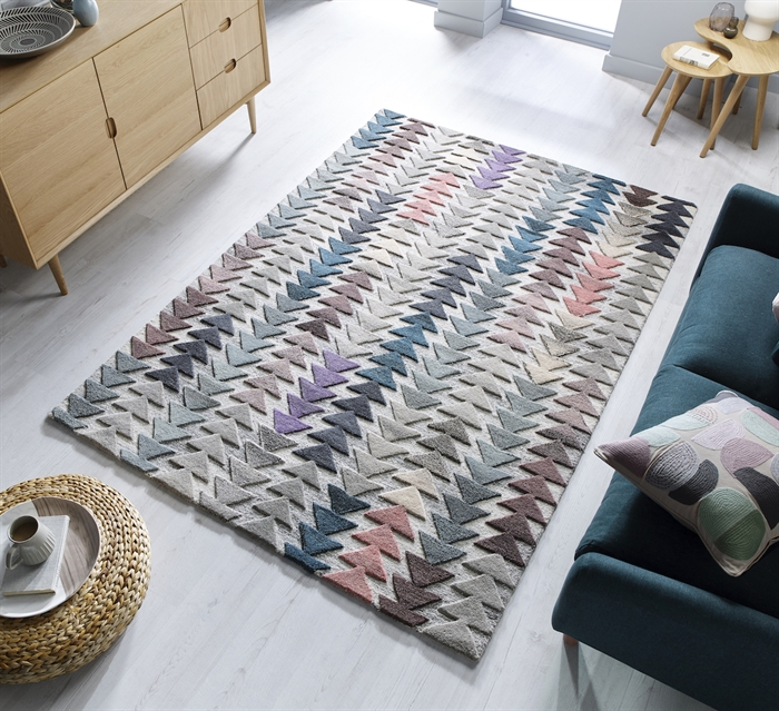 Moda Archer Wool Rugs