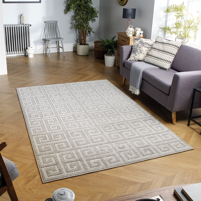 Cavallo 3523 D FlatWeave indoor & outdoor Rugs