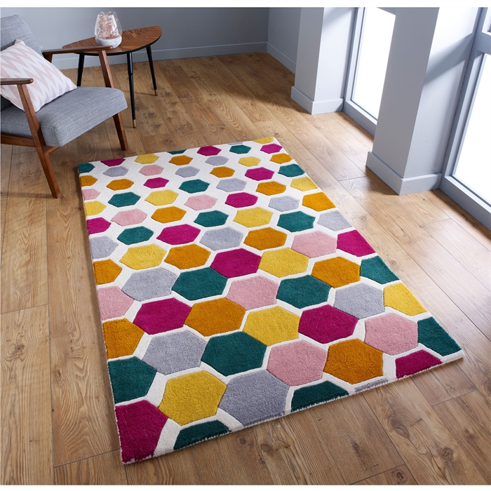 Descent Multi Wool Rug