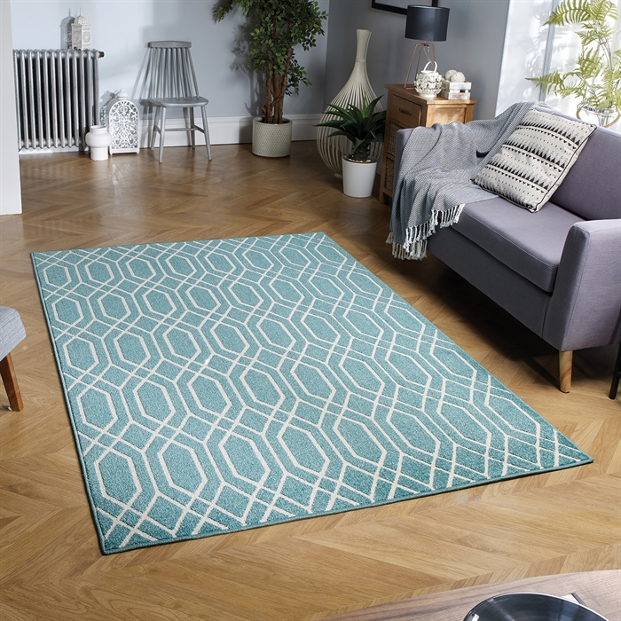 Havana 192 L Anti slip  indoor and outdoor Rugs