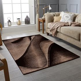 VEGAS BROWN MODERN  RUGS