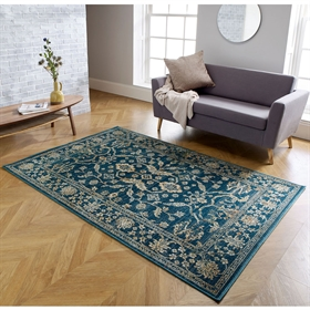 Valeria 8023 F Multi Traditional Rugs