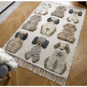 Kingdom Dogs Kids Rugs