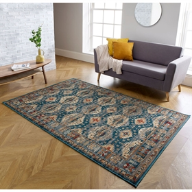 Valeria 8024 F Multi Traditional Rugs
